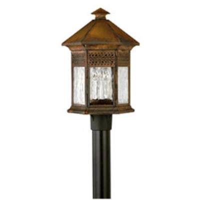 Hinkley Lighting 2991SN Westwinds Brass Outdoor Lantern Fixture