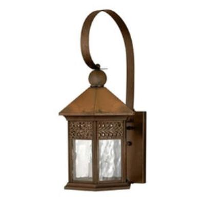 Hinkley Lighting 2995SN Westwinds Brass Outdoor Lantern Fixture