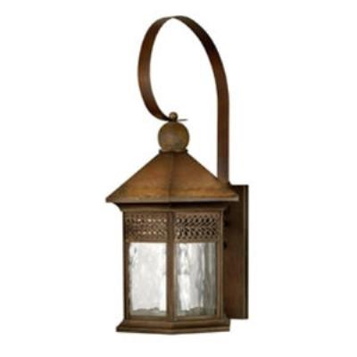 Hinkley Lighting 2996SN Westwinds Brass Outdoor Lantern Fixture