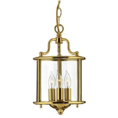 Hinkley Lighting 3470PB Gentry Foyer Fixture
