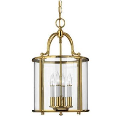 Hinkley Lighting 3474PB Gentry Foyer Fixture