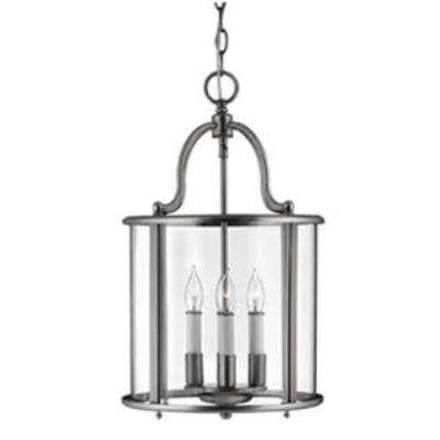 Hinkley Lighting 3474PW Gentry Foyer Fixture