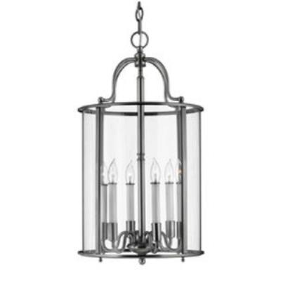 Hinkley Lighting 3478PW Gentry Foyer Fixture