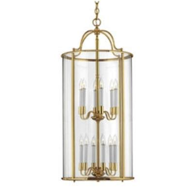 Hinkley Lighting 3479PB Gentry Foyer Fixture