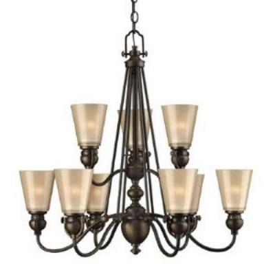 Hinkley Lighting 4168OB Mayflower Collection Chandelier