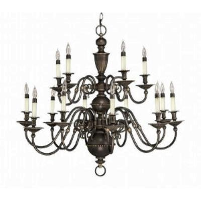 Hinkley Lighting 4417OB Cambridge Chandelier