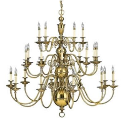 Hinkley Lighting 4419BB Cambridge Chandelier