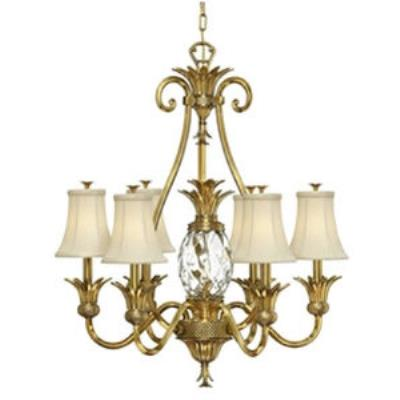 Hinkley Lighting 4886BB Plantation Chandelier