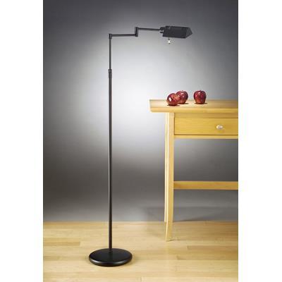 "Holtkotter Lighting 6317 40"" Adjustable  Floor Lamp"
