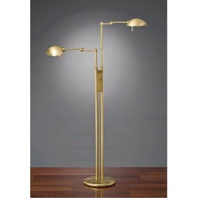 Holtkotter Lighting 2505 Two Light Floor Lamp