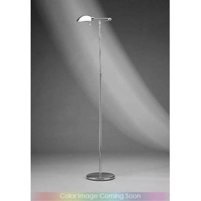 """Holtkotter Lighting 2508 40"""" LED Chairside Reading Lamp"""