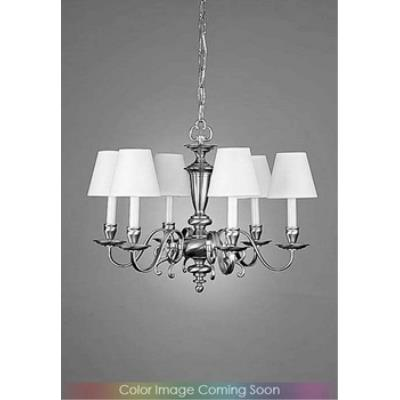 Holtkotter Lighting 2796 Flemish - Six Light Chandelier