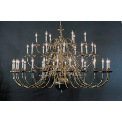 Holtkotter Lighting 3268 Forty-Two Light Chandelier