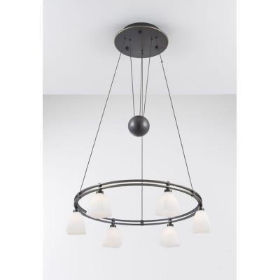 Holtkotter Lighting 5556 Six Light Low-Voltage Chandelier