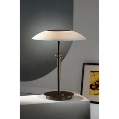 Holtkotter Lighting 6249 Three Light Table Lamp