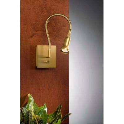 Holtkotter Lighting 6265 Bedside Reading Lamp - One Light Wall Sconce