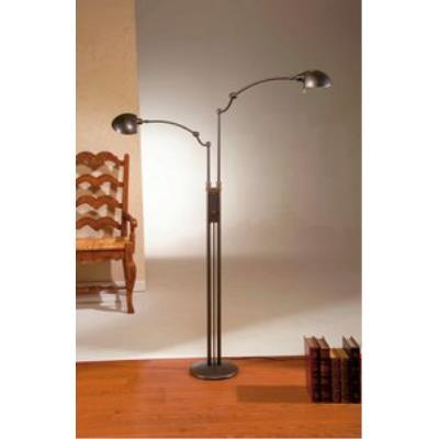 Holtkotter Lighting 6451 Two Light Floor Lamp