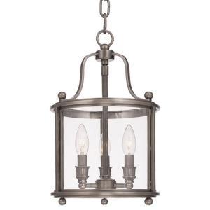 Mansfield Collection - Three Light Pendant