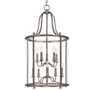 Mansfield Collection - Ten Light Pendant