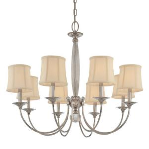 Rockville Collection - Eight Light Chandelier