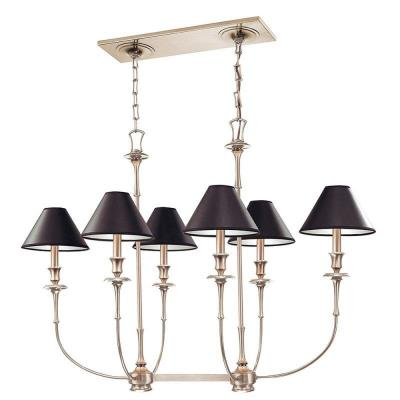 Hudson Valley Lighting 1868 Jasper - Six Light Chandelier