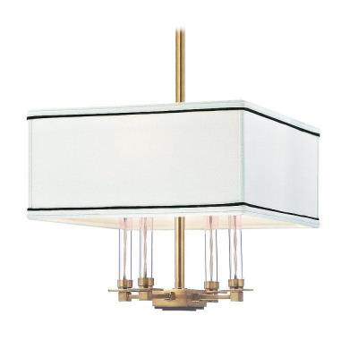 Hudson Valley Lighting 2914 Collins - Four Light Chandelier