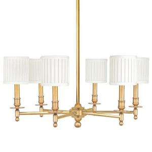 Palmer Collection - Six Light Chandelier