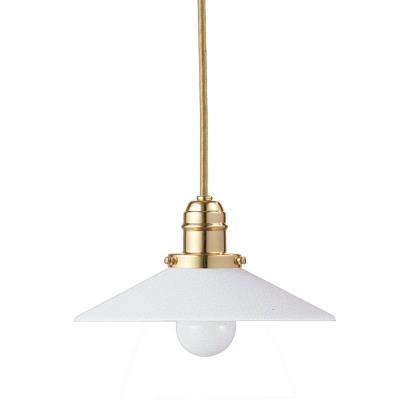 Hudson Valley Lighting 3101-PB Vintage Collection - One Light Mini - Pendant