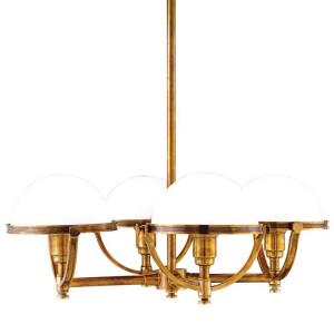 Stratford Collection - Four Light Chandelier