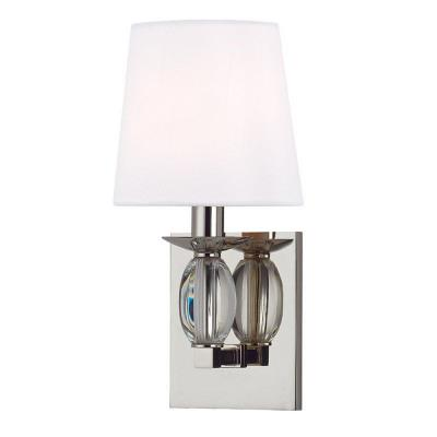 Hudson Valley Lighting 4611-PN Cameron - One Light Wall Sconce