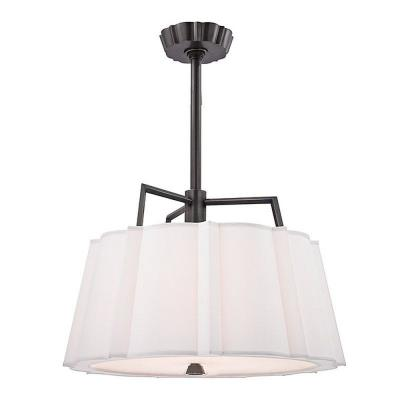 Hudson Valley Lighting 4824-OB Humphrey - Four Light Pendant