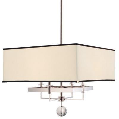 Hudson Valley Lighting 5646 Gresham Park - Four Light Pendant