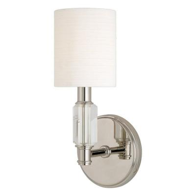 Hudson Valley Lighting 6121 Glacier Collection - One Light Wall Sconce