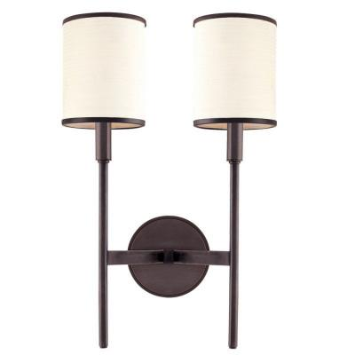Hudson Valley Lighting 622 Aberdeen Collection - Two Light Wall Sconce