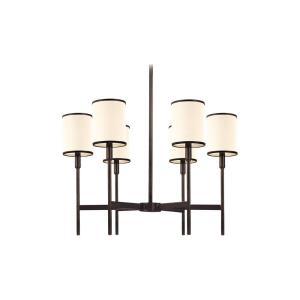 Aberdeen Collection - Six Light Chandelier