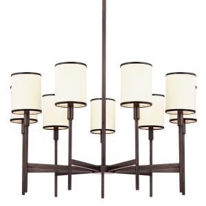 Aberdeen Collection - Nine Light Chandelier