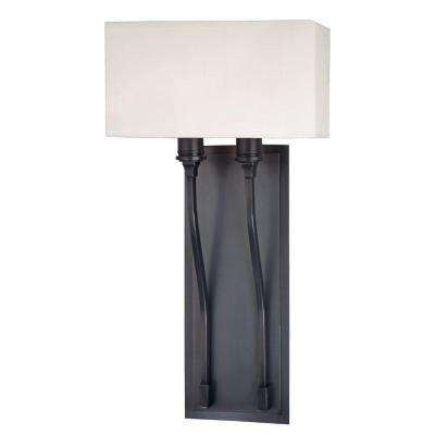 Hudson Valley Lighting 642 Selkirk - Two Light Wall Sconce