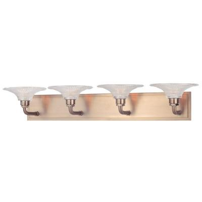 Hudson Valley Lighting 7184 Hamlin - Four Light Bath Vanity