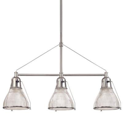 Hudson Valley Lighting 7313 Haverhill Collection - Three Light Chandelier