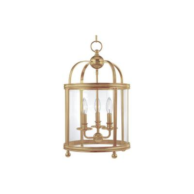 Hudson Valley Lighting 7812 Larchmont - Three Light Pendant