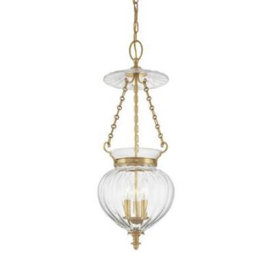 Hudson Valley Lighting 784 Gardner Collection - Four Light Pendant