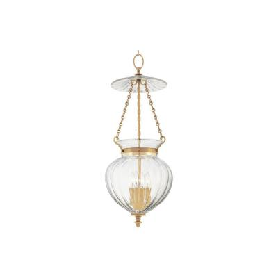 Hudson Valley Lighting 784 Gardner Collection - Four Light Pendant