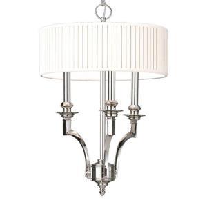 Mercer Collection - Three Light Chandelier