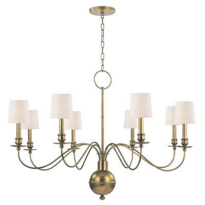 Hudson Valley Lighting 8218 Cohasset - Eight Light Chandelier