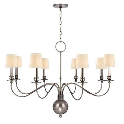 Hudson Valley Lighting 8218 Cohasset - Eight Light Chandelier