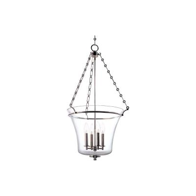 Hudson Valley Lighting 834 Eaton - Four Light Pendant