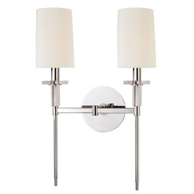 Hudson Valley Lighting 8512 Amherst - Two Light Wall Sconce