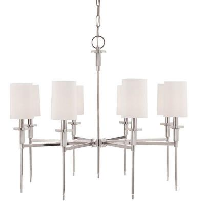 Hudson Valley Lighting 8518 Amherst - Eight Light Chandelier