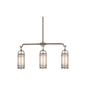Portland Collection - Three Light Pendant