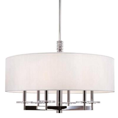 Hudson Valley Lighting 8830 Chelsea - Six Light Pendant